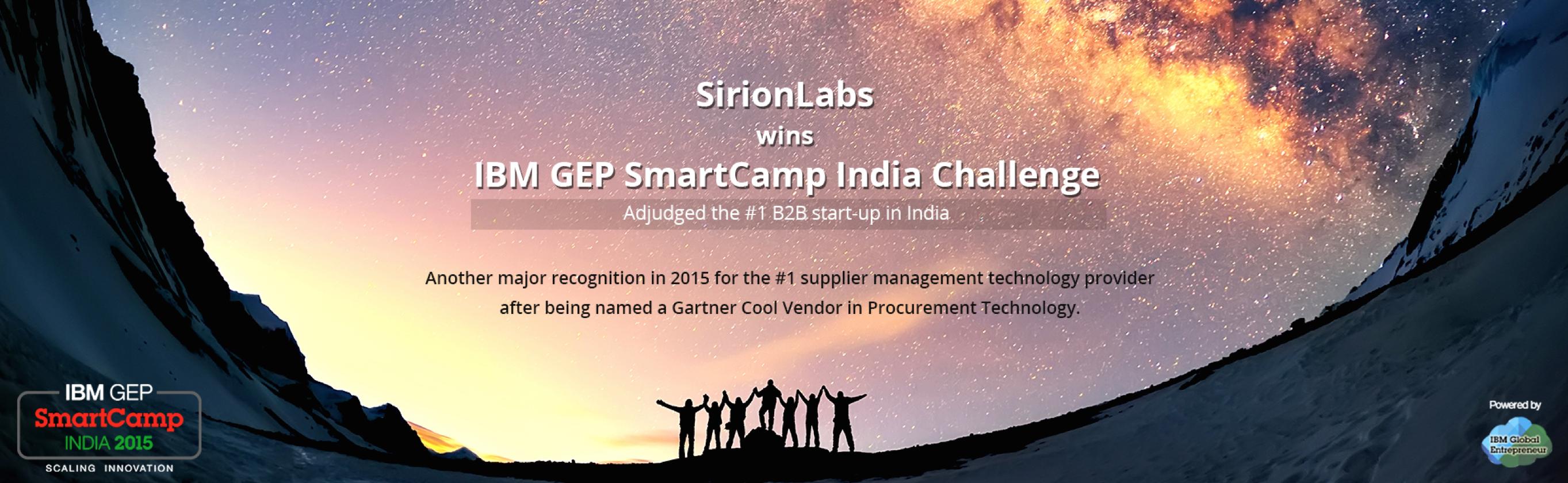 smartcamp winners
